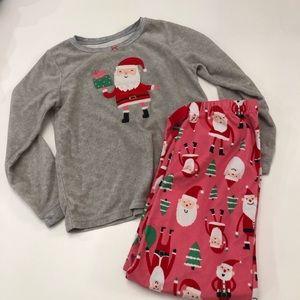 Carters Christmas PJs